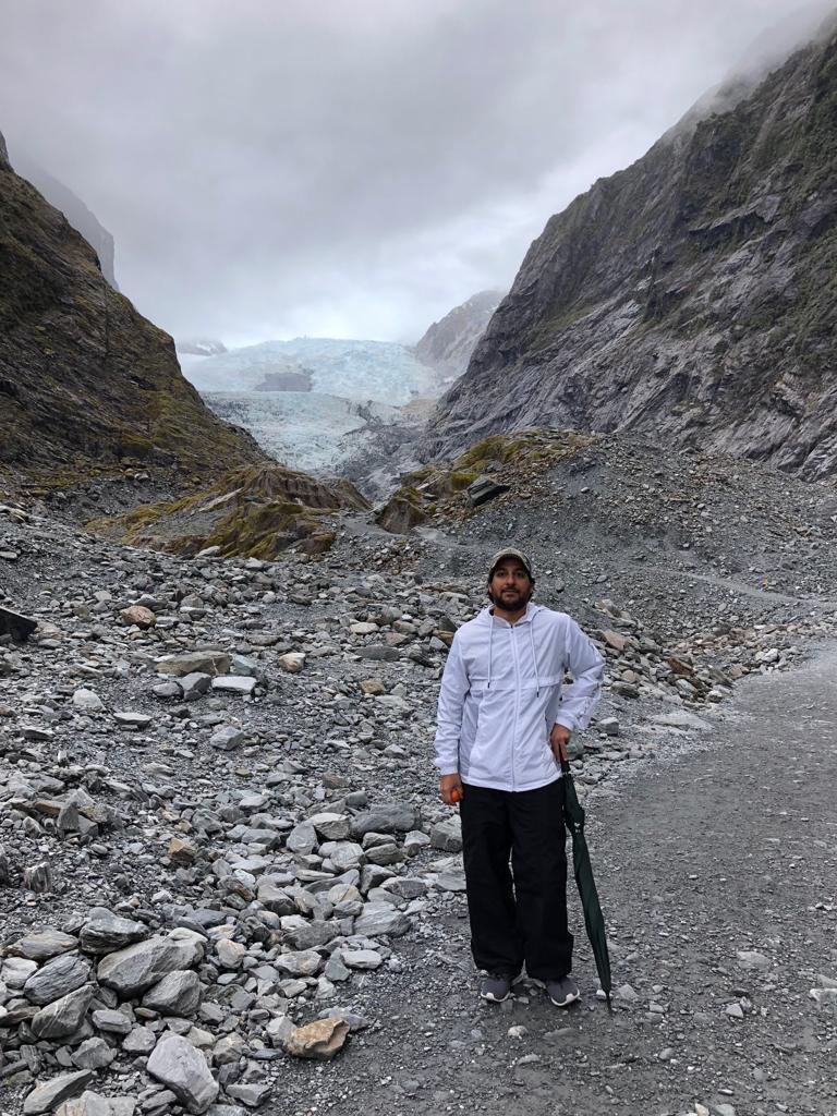 New Zealand With Shirin Nmn Asrani